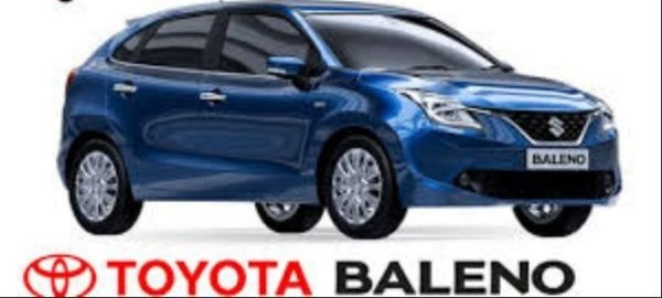 Baleno Cross Badge by Toyota