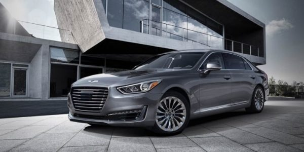 Genesis G90 Most Satisfying vehicle