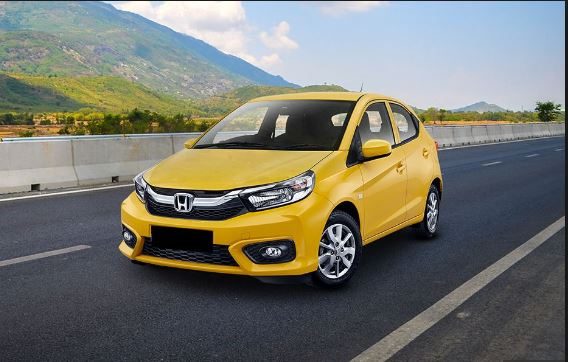Honda Brio 2019 in Pakistan