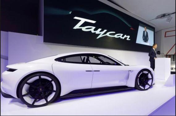 Porsche Taycan will release in 2019