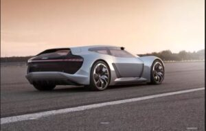 Audi PB18-etron made purely for Track performance