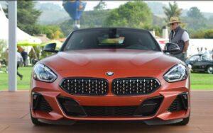 BMW-Z4-M40-i-front