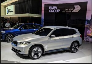 BMW iX3 future Electric SUV by Company