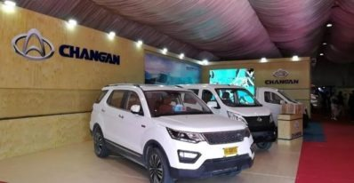 Changan Motors, another Competitor to Pakistan market