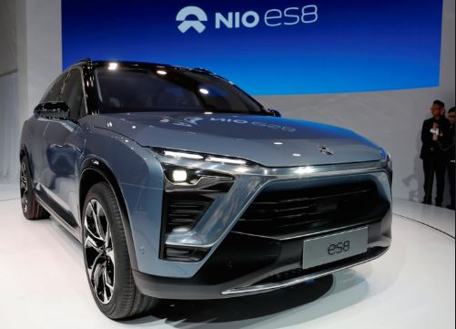 Chinese Nio another Tesla's Rival coming to Europe