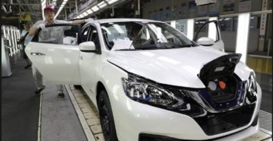 Dongfeng Nissan is ready to Manufacture first all electric car for China