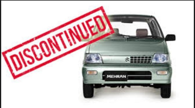 End of Suzuki Mehran, Most Sold Vehicle of the Company