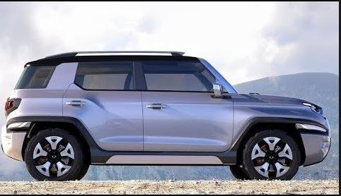 Expected Design of Mahindra XUV 300 Upcoming SUV'S