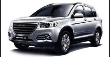 Haval H6 SUV in UAE