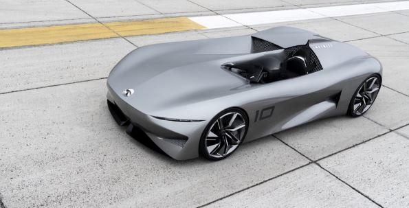 Infinit Speedster Prototype 10