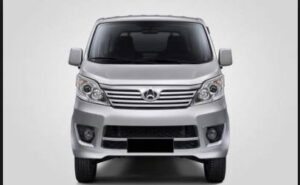 Karvaan MPV front View 2018 Launch