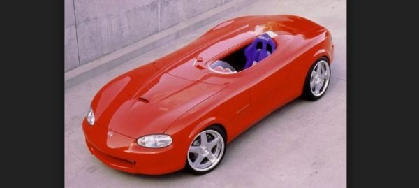 Mazda Miata Mono pasto