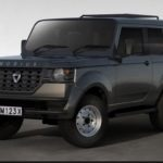Luxury SUV Mobius II for Africa – 2018 News