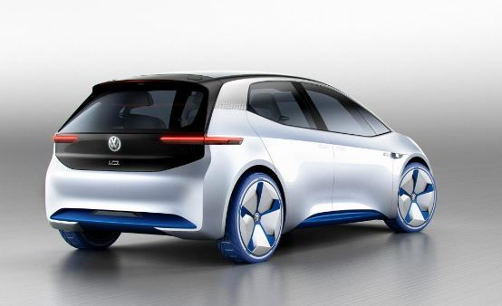Neo ID a beautiful Electric car by German Giant