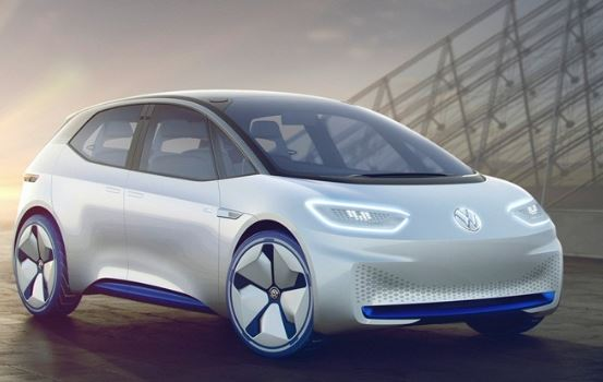 Volkswagen Neo ID another Rival to Tesla