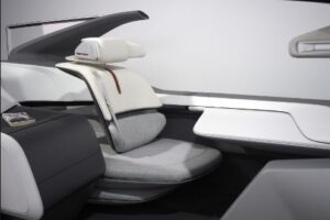 Volvo 360c a concept full of comfort and entertainment