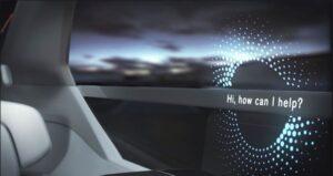 Volvo 360c autonomous vehicle for journey while sleeping