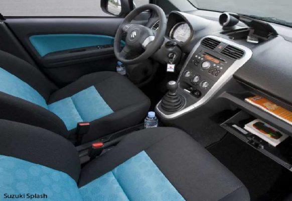 suzuki-splash-front-seats