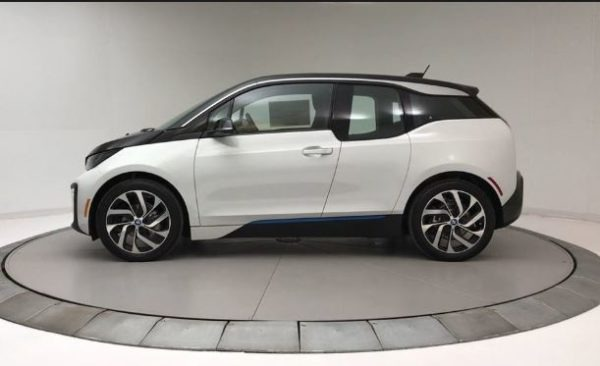 BMW I3 will be available as fully Electric Vehicle in Europe