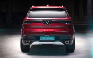 First SUV by Vinfast Vietnam brand