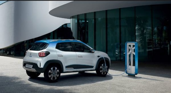 KZE New Affordable Electric Crossover by Renault – 2018 News 1
