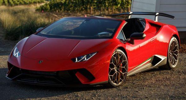 Lamborghini Huracan 2018 title image