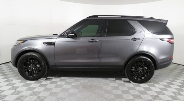 Land Rover Discovery 2018 side image