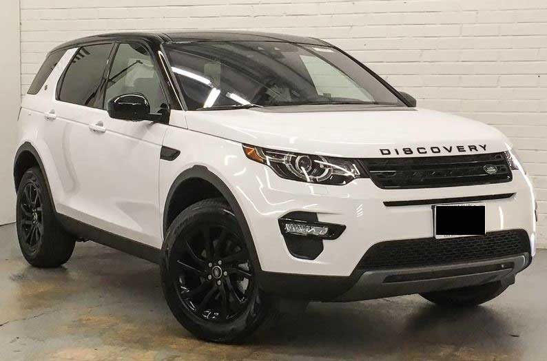 Land Rover Discovery Sport 2018 >> Land Rover Discovery Sport Luxury 2019 Price Specifications