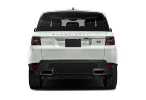 Land Rover Range Rover Sport 2018 Back Image