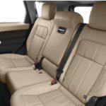 Land Rover Range Rover Sport 2018 Back Seats
