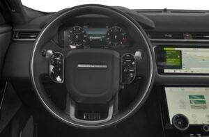 Land Rover Range Rover Velar 2018 Steering And Transmission