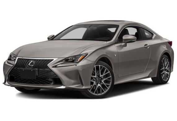 Lexus RC 2018 Feature Image