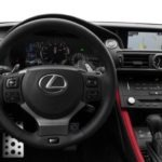 Lexus RC F Steering And Transmission