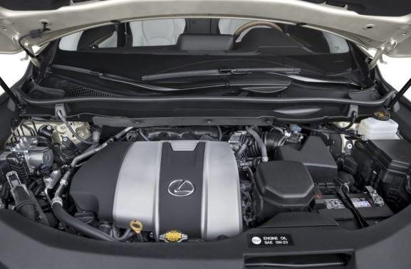Lexus RX 2018 Engine Image