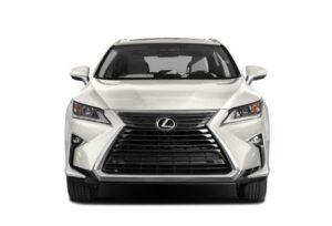 Lexus RX 2018 Front Image
