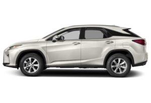 Lexus RX 2018 Side Image