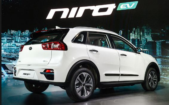 Niro EV by KIA may become the world's first cheap 300 miles car