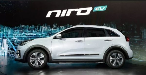 Niro EV is Electric Future of KIA