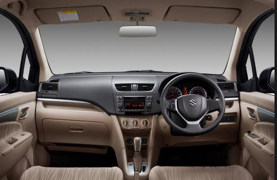Suzuki Ertiga have many new upgraded features