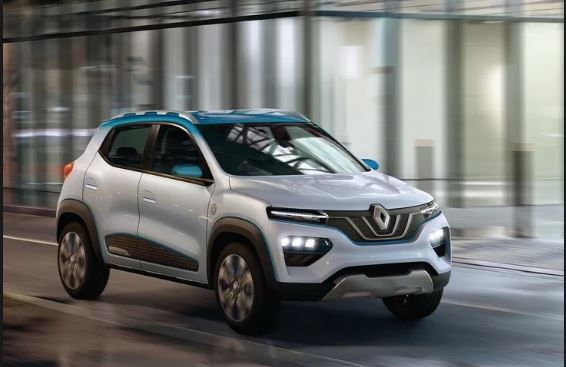 Upcoming KZE Crossover by Renault Group