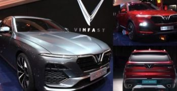 Vinfast Vietnam's brand is planning to introduce complete vehicles category
