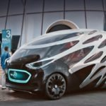 Mercedes Benz Ugliest/Futuristic Electric Vehicle Vision URBANETIC Concept – 2018 News