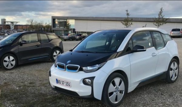 i3 is now the Electric vehicle of the BMW company