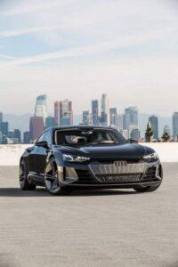 Audi e-tron GT concept Debuted at LA Auto Show 2018