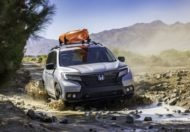 Honda Passport new Rival to Defender and G-Class