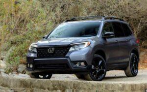 Honda Passport the New rival in Off road vehicles segment