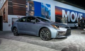 Hybrid Version of Toyota corolla 2020 has also introduced by IMC