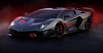 Lamborghini SC18 Alston is the mixture of Performance Breeds.