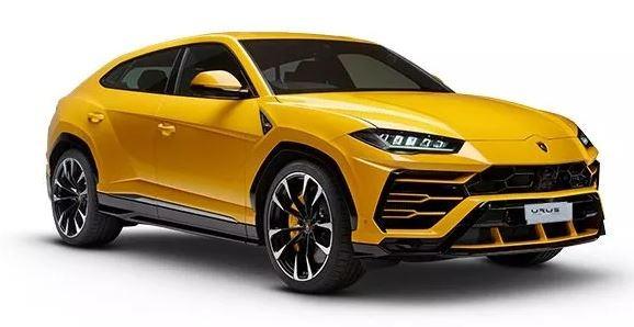 Lamborghini URUS versus Ford Mustang
