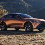 Lexus LF1 Limiteless Concept